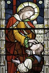 Jesus_healing_a_blid_man-13504776223_abac1c990a_m
